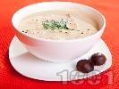 Снимка на рецепта Крем супа от кестени